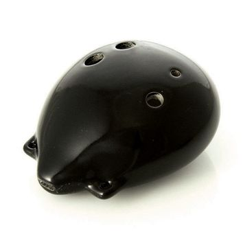 Seedpod Ocarina Tenor G Midnight Black