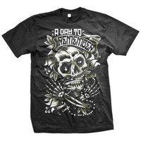 A Day To Remember: Death Skull T-Shirt
