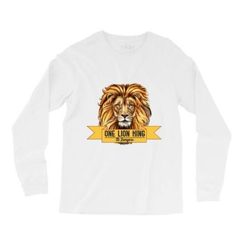 Lion King Long Sleeve Shirts