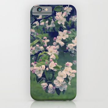 Blossoming Spring Garden iPhone & iPod Case by Cinema4design | Society6