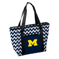 NCAA Michigan Wolverines 30 Cooler Tote