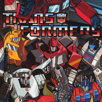 Transformers Classic Autobots Poster 24x36