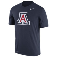 Arizona Wildcats Nike Logo Legend Dri-FIT Performance T-Shirt - Navy