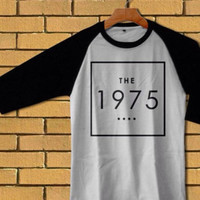 The 1975 Raglan Shirt