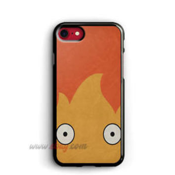 Calcifer iphone cases Howls moving castle samsung galaxy case ipod cover