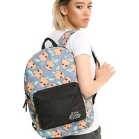 Marvel Guardians Of The Galaxy Vol. 2 Baby Groot Print Backpack