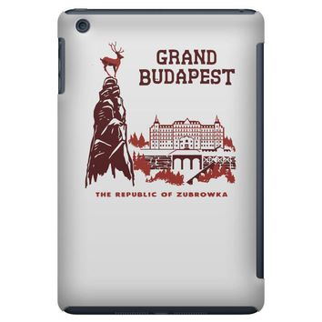 grand budapest hotel iPad Mini