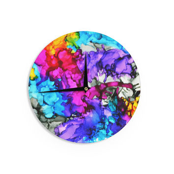 "Claire Day ""Indie Chic"" Wall Clock"