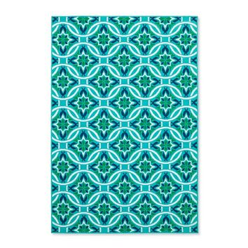 Tortola Terrace Outdoor Rug | Grandin Road
