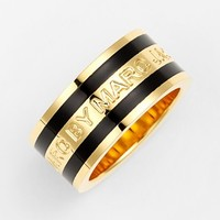 MARC BY MARC JACOBS 'Classic Marc' Logo Band Ring | Nordstrom