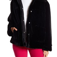 Urban Republic | Faux Fur Jacket | Nordstrom Rack
