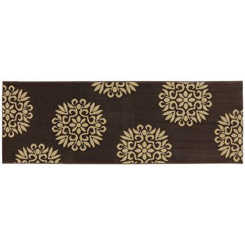 Mohawk Home EverStrand Braxton Floral Rug Runner - 2' x 6'