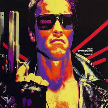 The Terminator Movie Poster 11x17