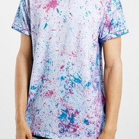 Men's Topman Antarctic Wash T-Shirt,