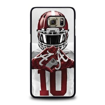 alabama tide bama football samsung galaxy s6 edge plus case cover  number 1