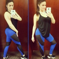 Mesh Breathable Leggings