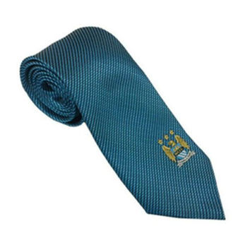 Manchester City FC Tie NWT English Premier League new EPL MAN City MCFC Football