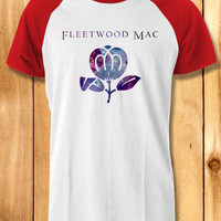 fleetwood mac nebula Baseball Tees-1nny Unisex Raglan Tees For Man And Woman / T-Shirts / Custom T-Shirts / Tee / T-Shirt