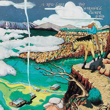The Marshall Tucker Band - A New Life LP