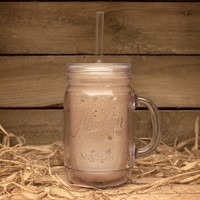 Insulated Mason Jar Tumbler at Firebox.com