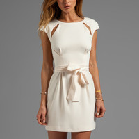 Cameo Everything is True Dress in Ivory
