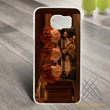disney pixar brave Custom case for Samsung Galaxy