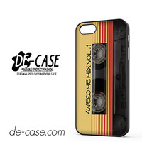 Guardians Of The Galaxy Awesome Mix Vol 1 Cassete Tape For Iphone 5 Iphone 5S Case Phone Case Gift Present