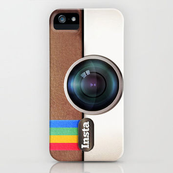 Instagram iPhone case iPhone Case by Nicklas Gustafsson | Society6