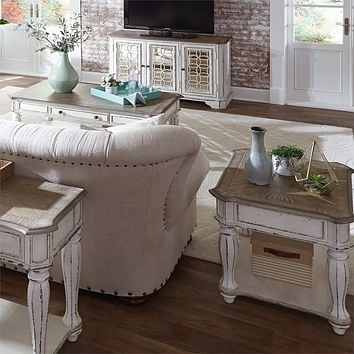 Magnolia Manor Occasional Tables