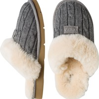 UGG COZY KNIT SLIPPER