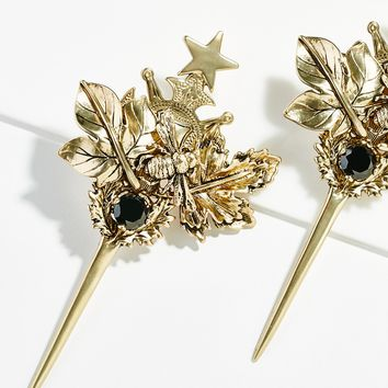 Free People The Jester Earrings