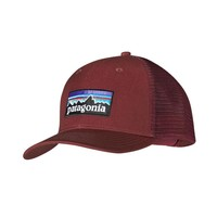 Patagonia P6 Trucker Hat   Rusted Iron