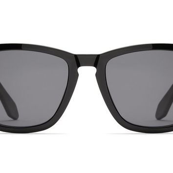 Quay Hardwire Black Sunglasses / Smoke Lenses