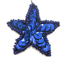 "Star Royal Blue 1"" and 1.25"""