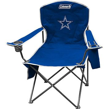 Dallas Cowboys Chair XL Cooler Quad