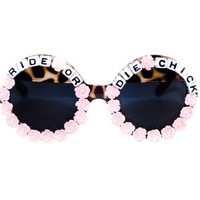 Women's Ride or Die Sunglasses