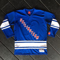 Lil Yachty Sailing Team Hockey Jersey Replica