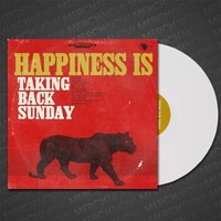Happiness Is White LP : HLR0 : MerchNOW