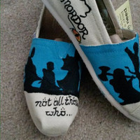 Lord of the Rings & Hobbit TOMS