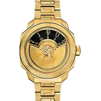Versace - Dylos automatic Ltd Ed black insert