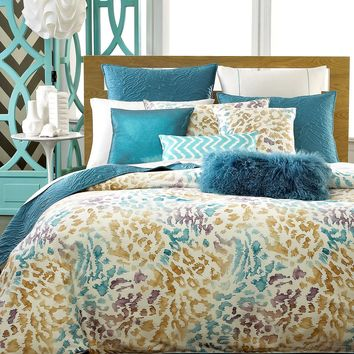 INC International Concepts Bedding, Cheetah Colletion - Bedding Collections - Bed & Bath - Macy's