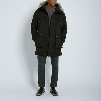Nobis Yatesy Parka in Black