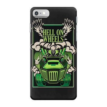 hell on wheels version two iPhone 7 Case