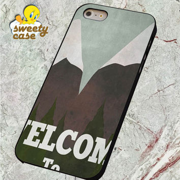 welcome to twin peaks (4) For SMARTPHONE CASE