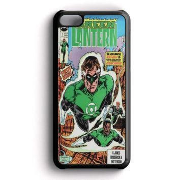 CREYUG7 Green Lantern Hal Jordan iPhone 5C Case