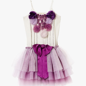 Tutu Du Monde I'm Not Yours Dress in Purple Moon - TDM329 - FINAL SALE