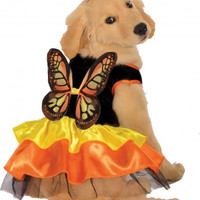 Monarch Butterfly Dog Pet Costume
