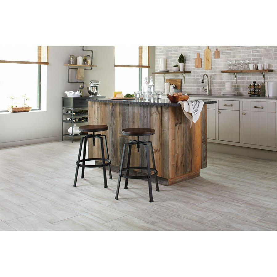 Shop Stainmaster 12 In X 24 In Groutable From Lowes Com