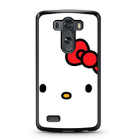 Cartoon Hello Kitty LG G3 Case