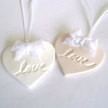 Wedding Favor Tag. Bridal Shower Tag. Laced Initials Favor Tag. Set of 10.